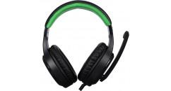 Casti Gaming H8323 Green