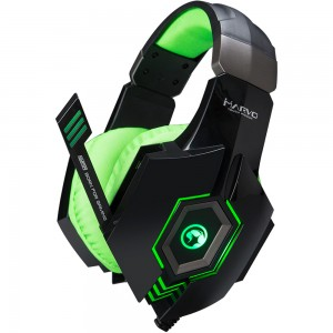 Casti Gaming HG8919 GREEN