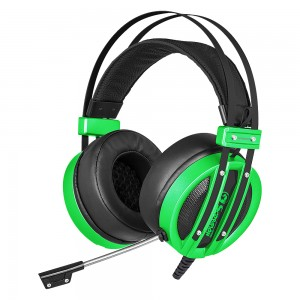Casti Gaming HG9037 GREEN