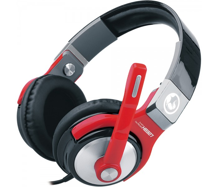 Casti Gaming H8327 RED