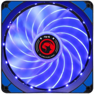 Ventilator FN-15 blue