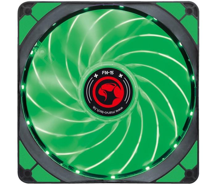 Ventilator FN-15 green