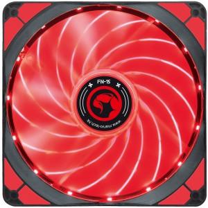 Ventilator FN-15 red