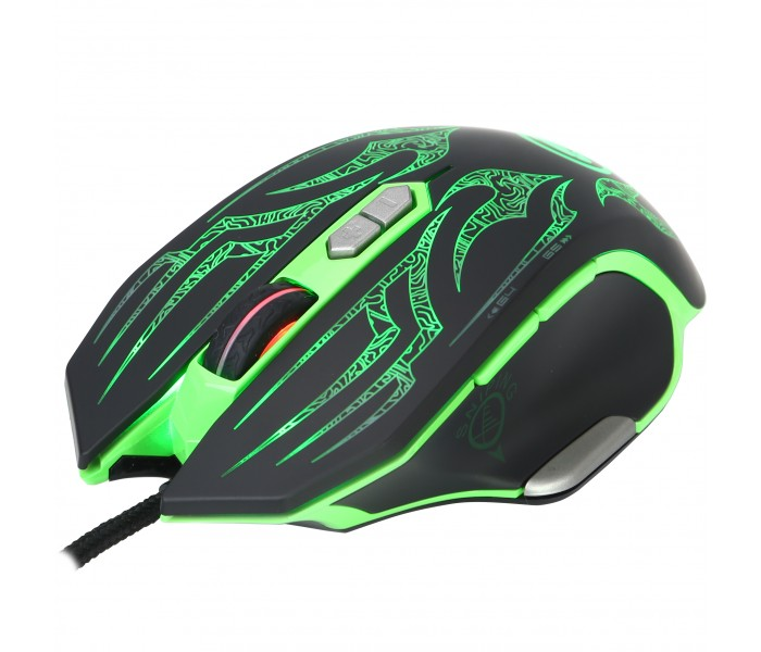 Mouse Gaming G920 GREEN