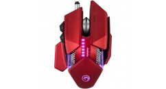 Mouse Gaming G980 RED