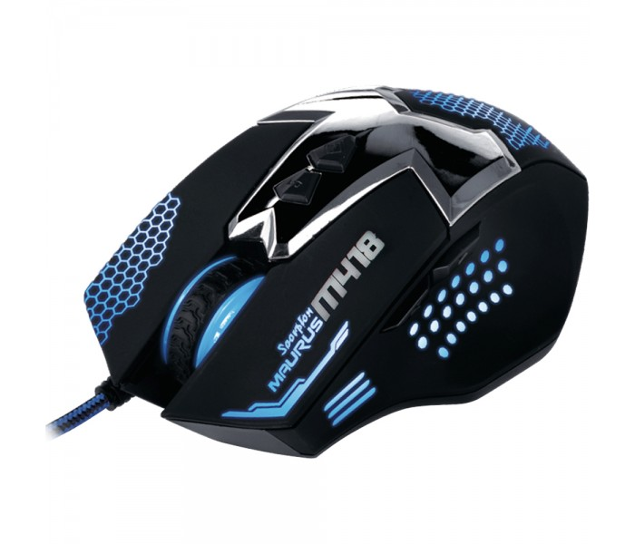 Mouse Gaming M418