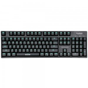 Tastatura Gaming KG937 GREEN