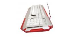 Tastatura Gaming KG805 WHITE