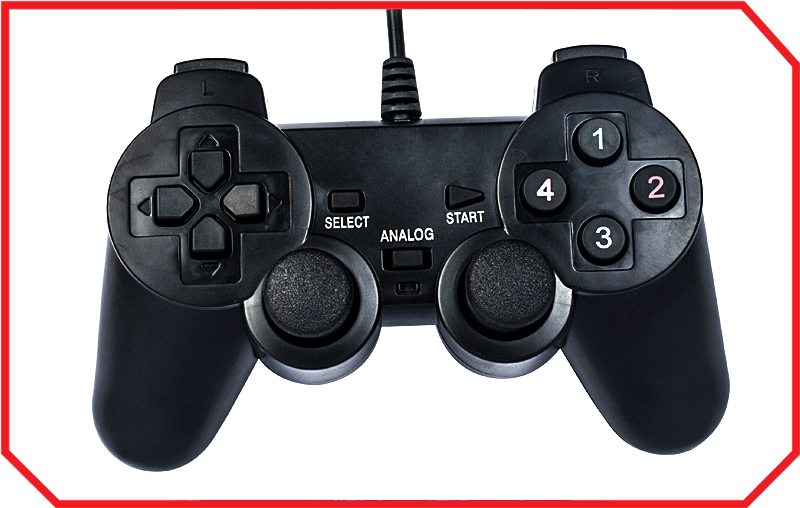 Gamepad GT-006 BLACK Marvo