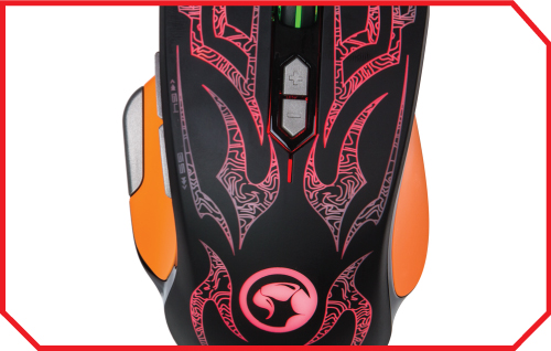 Mouse Gaming G920 BLACK Marvo