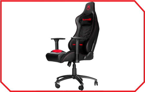 Scaun Gaming CH-119 black Marvo