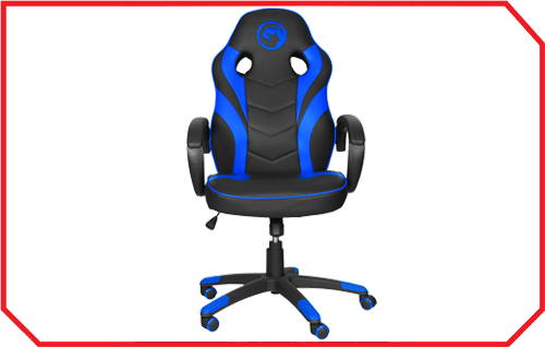 Scaun Gaming CH-301 BLUE Marvo