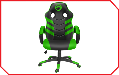 Scaun Gaming CH-302 GREEN Marvo