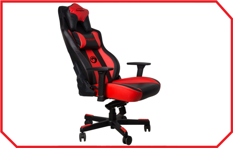 Scaun Gaming CH-101 RED Marvo