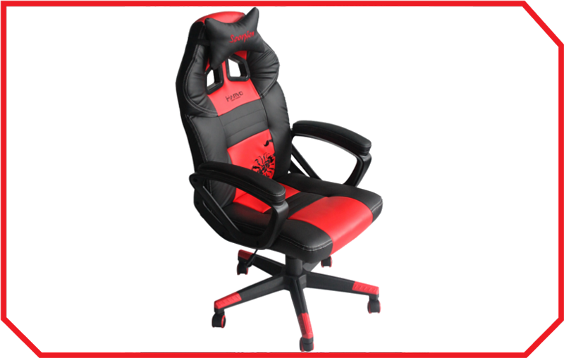Scaun Gaming CH-105 RED Marvo
