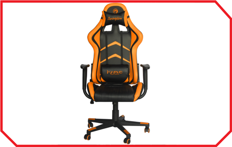Scaun Gaming CH-106 ORANGE Marvo