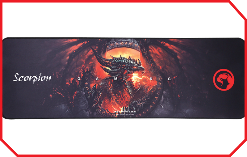 Mousepad G10 Marvo