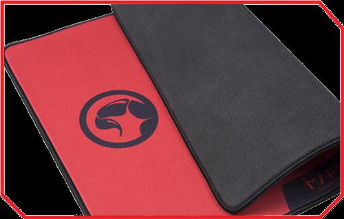 Mousepad G18 Marvo red