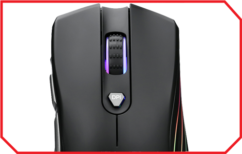 Mouse Gaming G813 Marvo