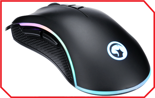 Mouse Gaming G917 Marvo