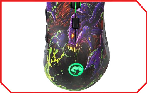 Mouse Gaming G932 Marvo