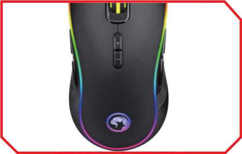 Mouse Gaming G940 Marvo