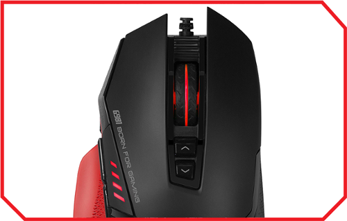 Mouse Gaming G981 Marvo