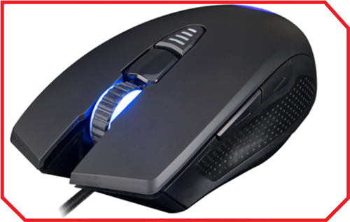 Mouse Gaming G981Marvo