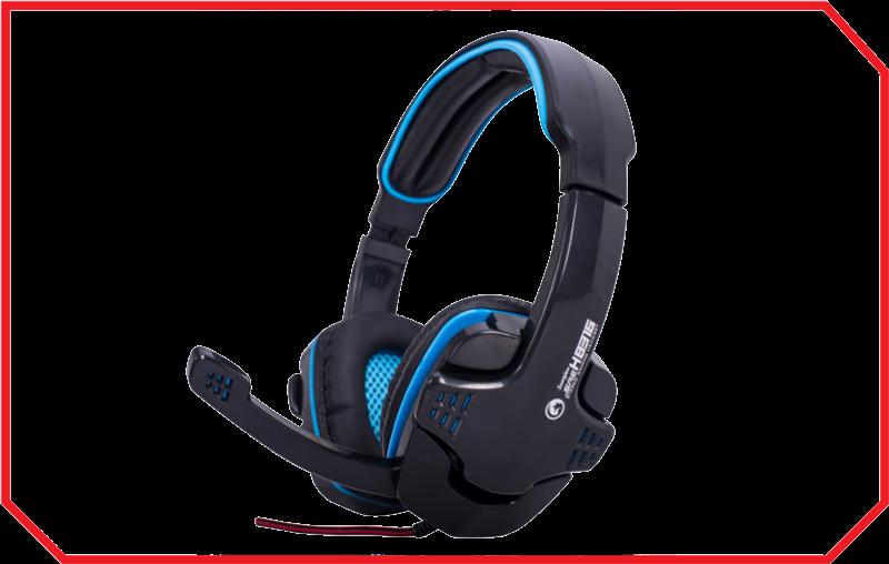 Casti Gaming H8316 BLUE