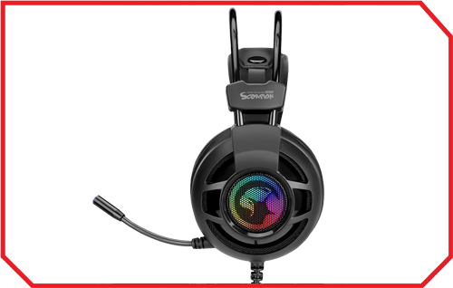 Casti Gaming HG9018