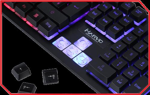 Tastatura Gaming K616