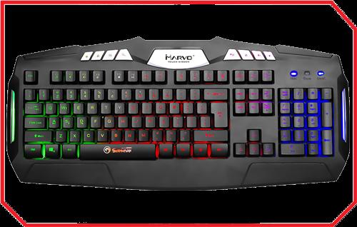 Tastatura Gaming K634