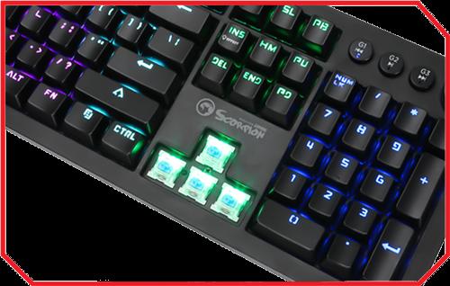 Tastatura Gaming KG917