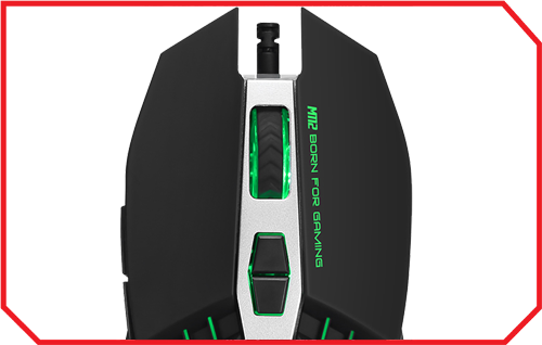 Mouse Gaming M112