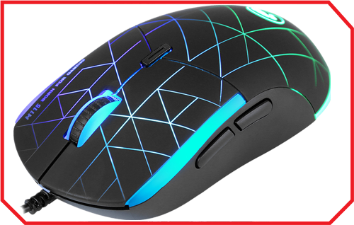 Mouse Gaming M115
