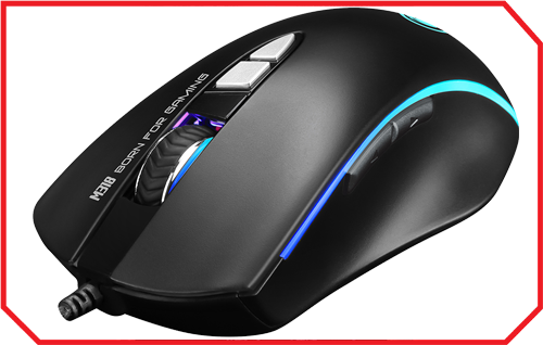 Mouse Gaming M318