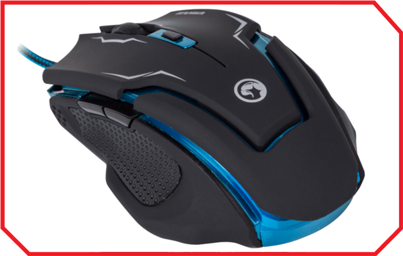 Mouse Gaming M319 BLUE
