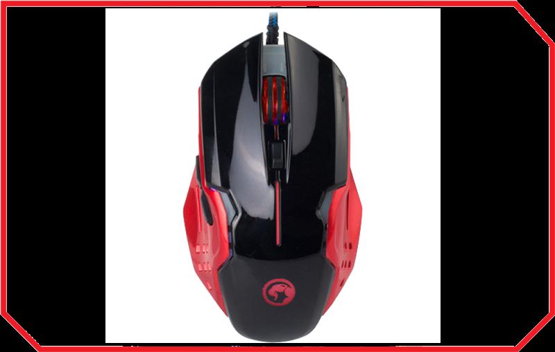 Kit Gaming M416 + G1