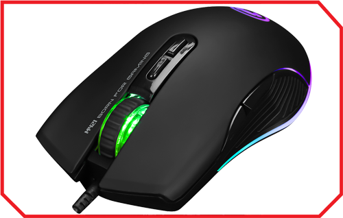 Mouse Gaming M421