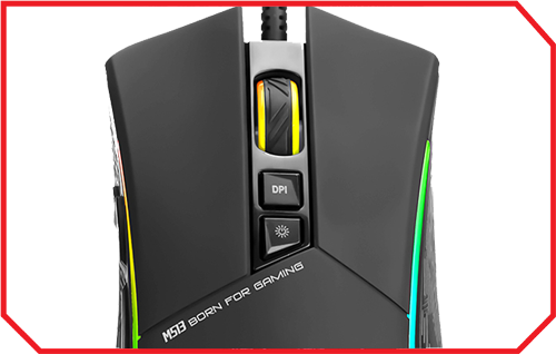 Mouse Gaming M513