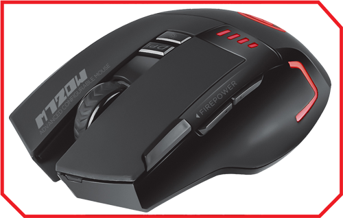 Mouse Gaming M720