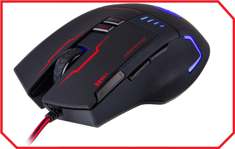 Mouse Gaming G909H Marvo