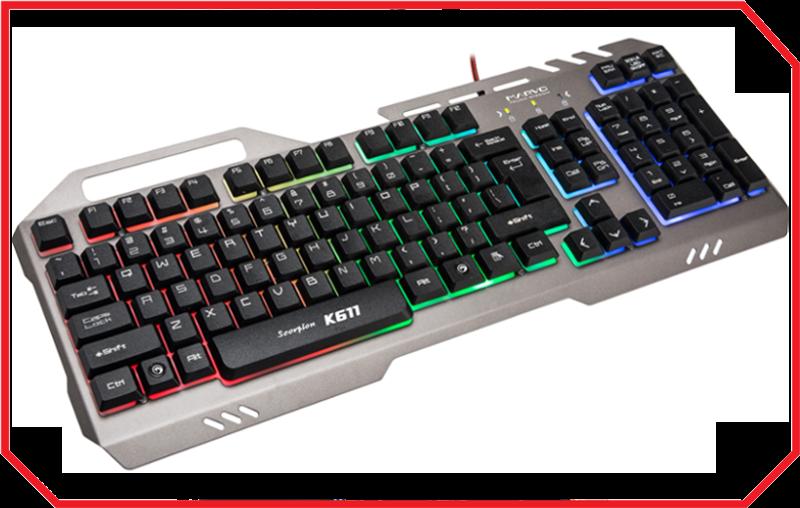 Tastatura Gaming K611