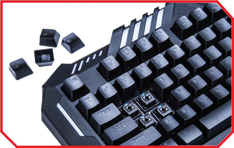 Tastatura Gaming KG910